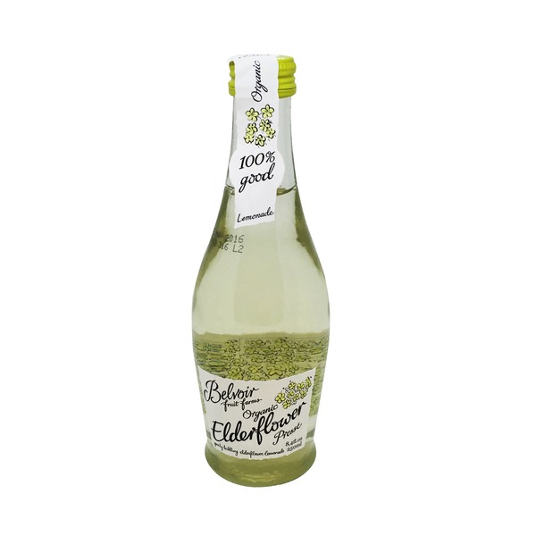 Belvoir Sparkling Elderflower Juice