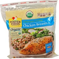 Foster Farms Organic Chicken Breasts