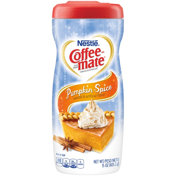 Nestlé Coffee Mate Creamy Chocolate Powder Coffee Creamer