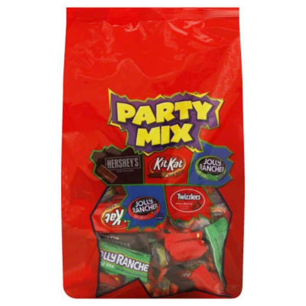 Hershey Party Mix Candy
