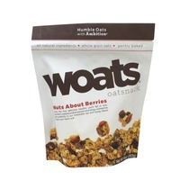 Woats Nuts About Berries Oatsnack