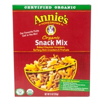Annie's Homegrown Organic Snack Mix Bunnies Snack Mix, Organic