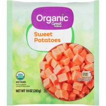 Great Value Organic Sweet Potato, 10 oz