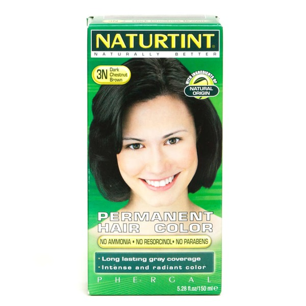Naturtint Permanent Hair Color - Dark Chestnut Brown 3N