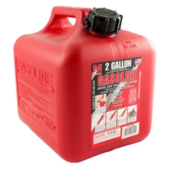 Midwest Can Gas Can 2 Gallon