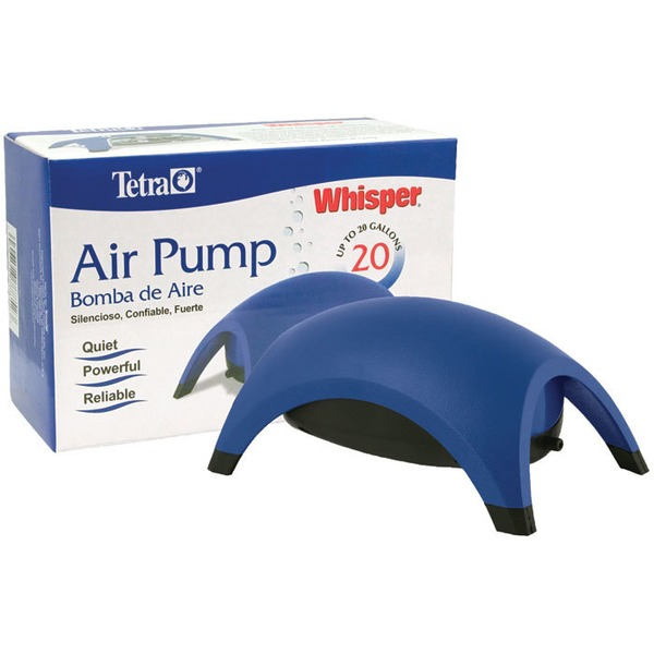 Tetra 20 Whisper Air Pump