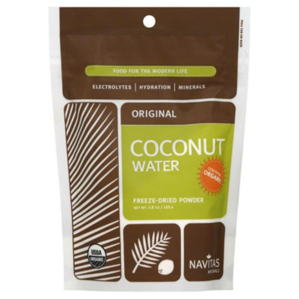 Navitas Naturals Freeze-Dried Powder Coconut Water