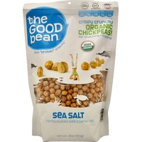 The Good Bean Organic Sea Salt Roasted Chickpeas