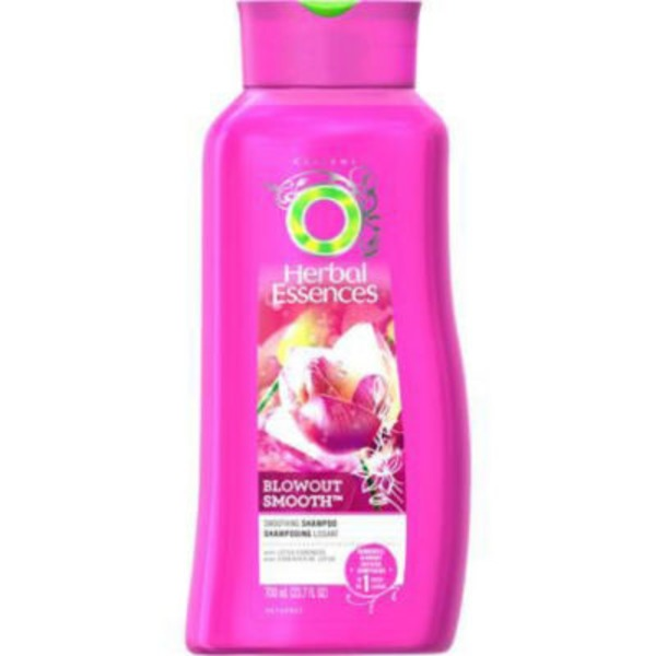 Herbal Essences Blowout Smooth Herbal Essences Blowout Smooth Shampoo 23.7 Fl Oz  Female Hair Care