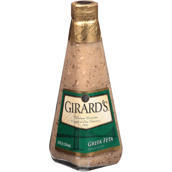 Girard's Greek Feta Vinaigrette