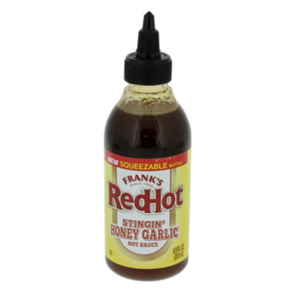 Frank's RedHot Hot Sauce Stingin' Honey Garlic