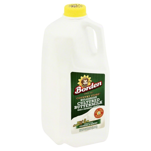 Borden Bulgarian Cultured Buttermilk