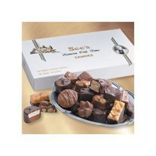 See's Nuts And Chews Chocolates