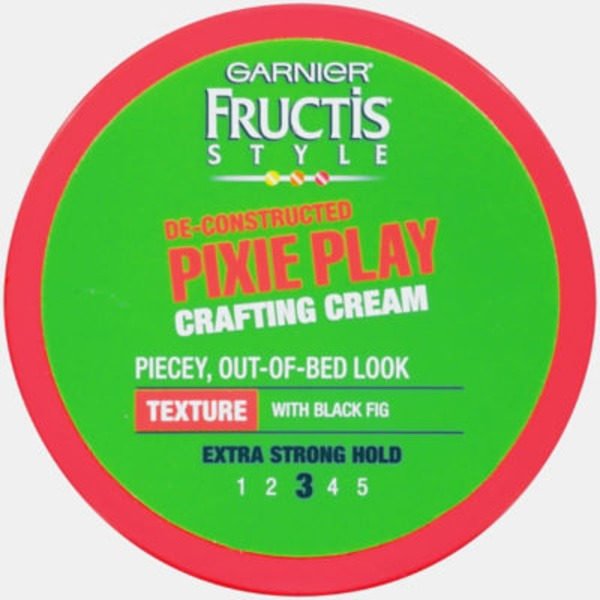 Fructis Style® Crafting Cream All Hair Types De-Constructed Pixie Play