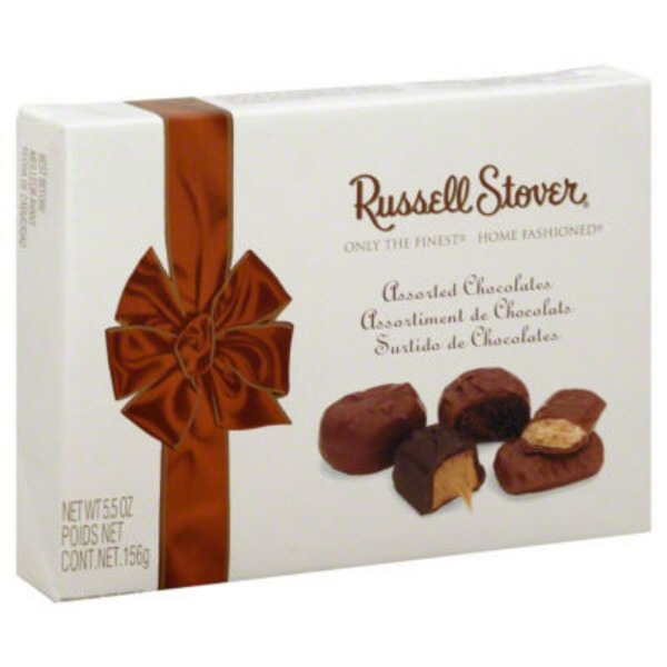 Russell Stover Fine Chocolates Assorted