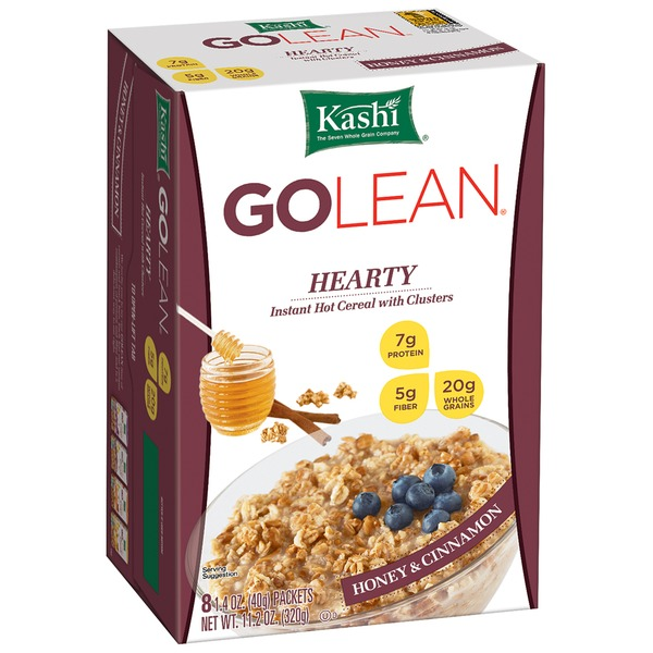 Kashi Hot Cereal Honey