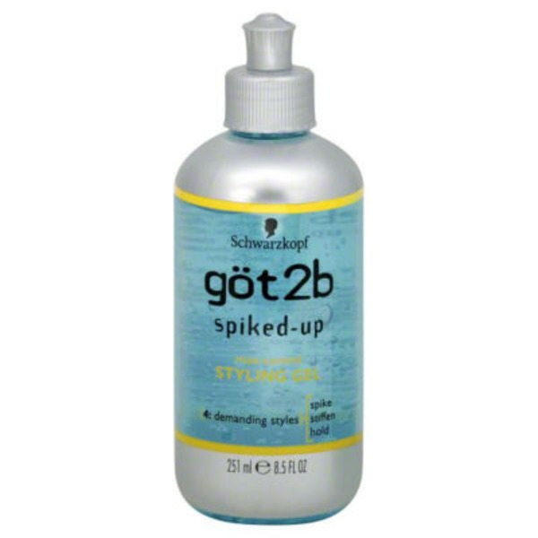 Got2 B Spiked Up Max-Control Styling Gel