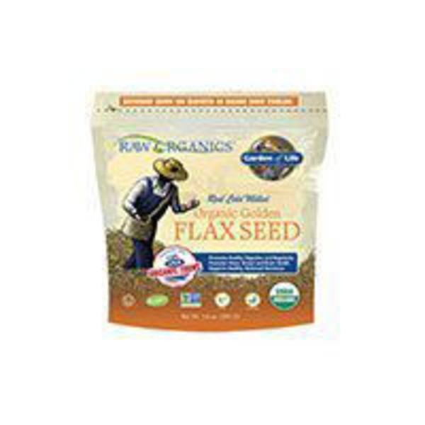 Garden of Life Organic Ground Golden Flax Seeds