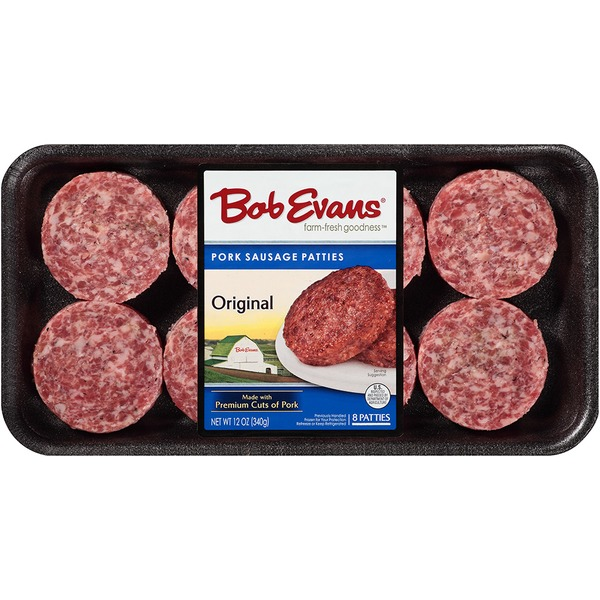Bob Evans Original ID 245 Patties