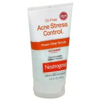 Neutrogena® Power-Clear Scrub Oil-Free Acne Stress Control™