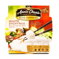 Anni Chun's Rice Express Fresh Steamed Sticky White Rice