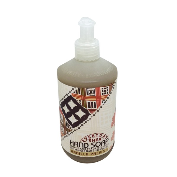 Alaffia Vanilla-Mint EveryDay Shea Foaming Shea Butter Hand Soap