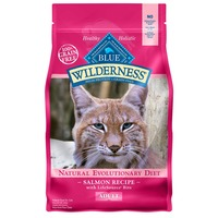 Blue Buffalo Wilderness Natural Evolutionary Diet Salmon Adult Dry Cat Food