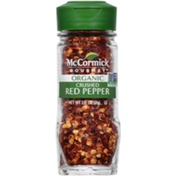 McCormick Gourmet Collection Organic Crushed Red Pepper