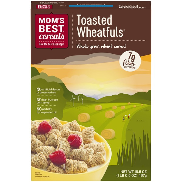 Mom's Best Cereals Toasted Wheatfuls Cereal