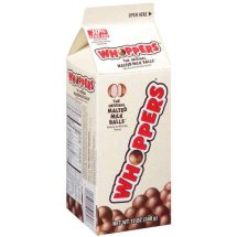 Whoppers The Original Malted Candy Milk Balls, 8.37 Oz