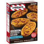 T.G.I. Friday's Loaded Cheddar & Bacon Potato Skins