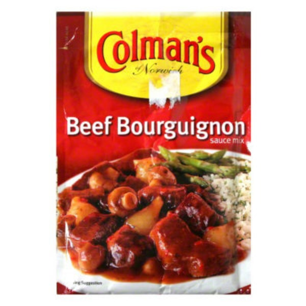 Colman's Beef Bourgignion Mix