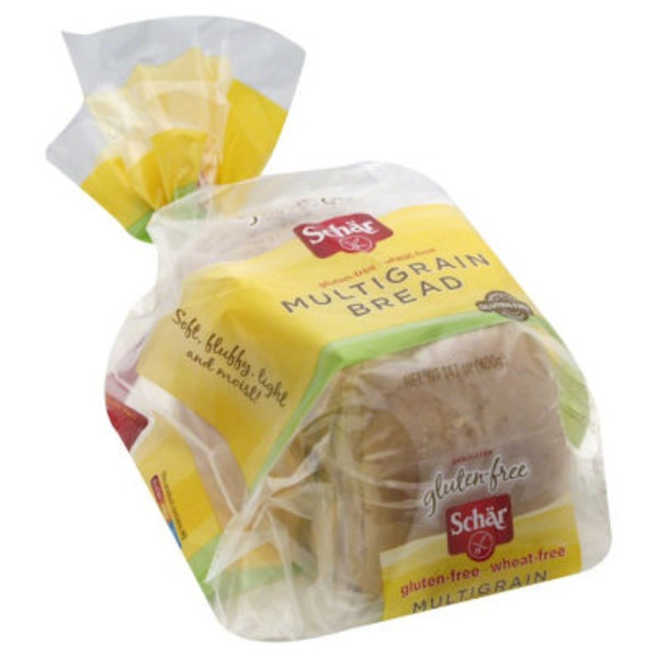Dr. Schar Gluten-Free  and Wheat-Free Multigrain Bread