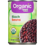 Great Value Organic Black Beans