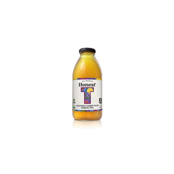 Honest Tea Heavenly Lemon Tulsi Caffeine-Free Tea