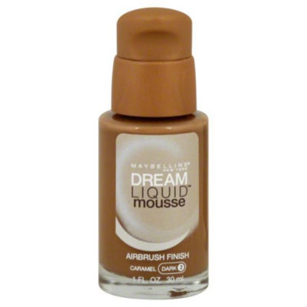 Maybelline Dream Liquid Caramel Dark Mousse Foundation