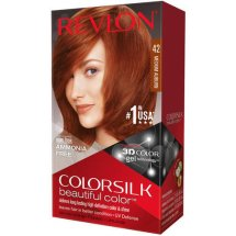 Revlon Colorsilk Beautiful Color Hair Color, Medium Auburn