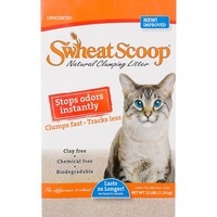 Swheat Scoop Natural Wheat Litter