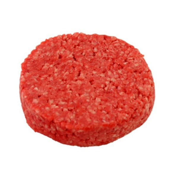 Central Market Natural Angus Ground Beef 88% Lean Patty