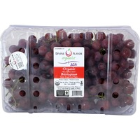 Yes! Organic Market Bag of Red Grapes