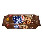 Nabisco Chips Ahoy! White Fudge Chunky Chocolate Chunk Cookies, 11.75 oz