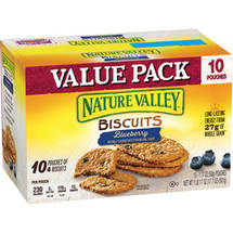 Nature Valley Blueberry Biscuits