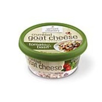 Vermont Creamery Crumbled Tomato Basil Goat Cheese