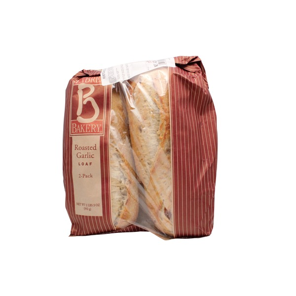 Roasted Garlic Loaf Twin Pack