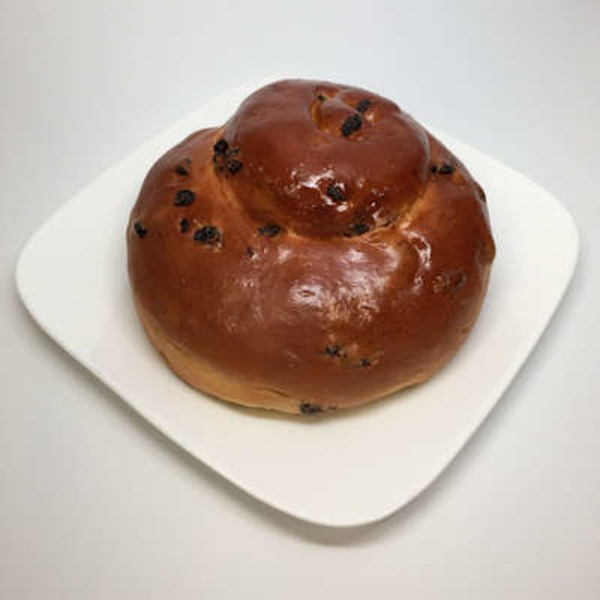 Whole Foods Market Raisin Challah Bread