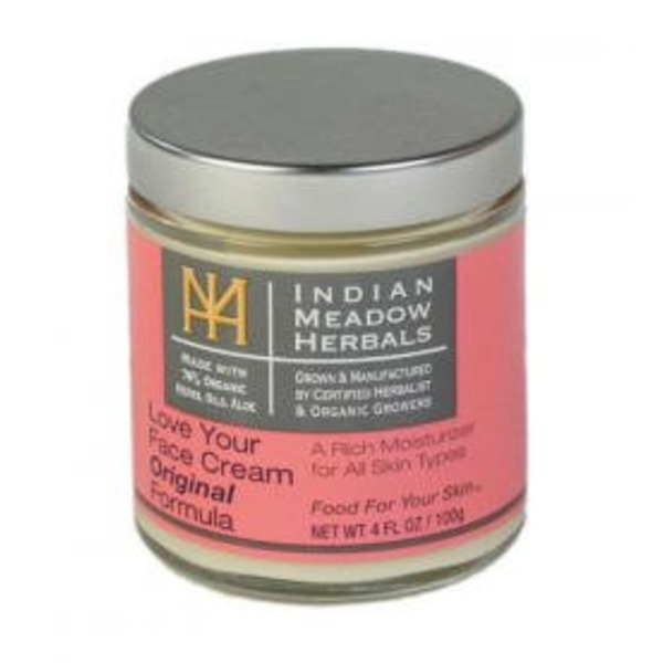 Indian Meadow Herbals Herbals Original Formula Love Your Face Cream