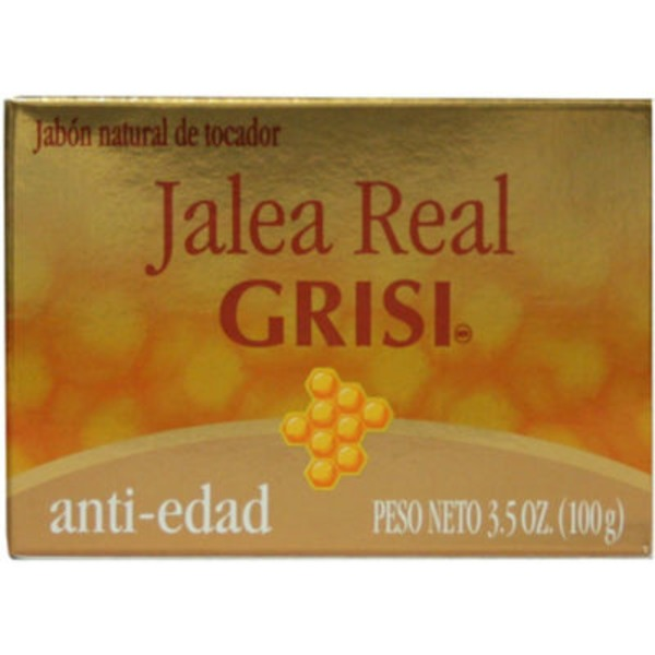 Grisi Real Jelly Anti Aging Soap/ Jalea