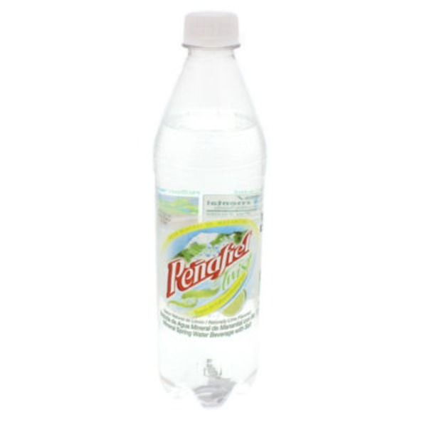 Penafiel Twist Limon Mineral Water