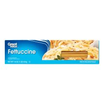 Great Value Fettuccine, 16 oz