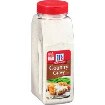 McCormick Country Gravy Mix, 18 oz